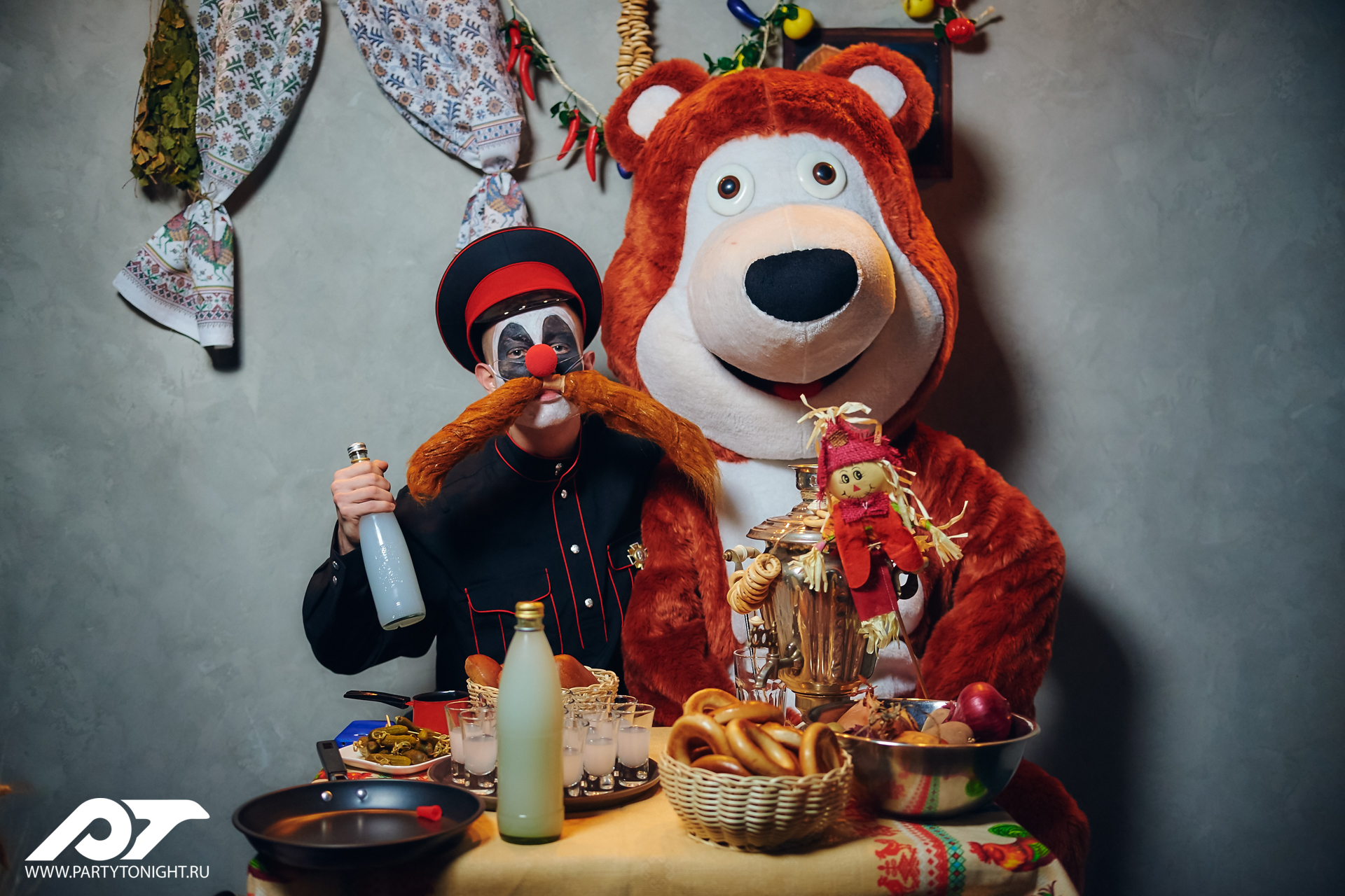 Новый год в деревне дураков каламбур